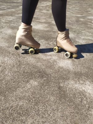 Cache-patins