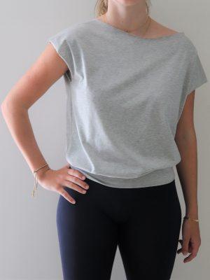 Tee-shirt ample
